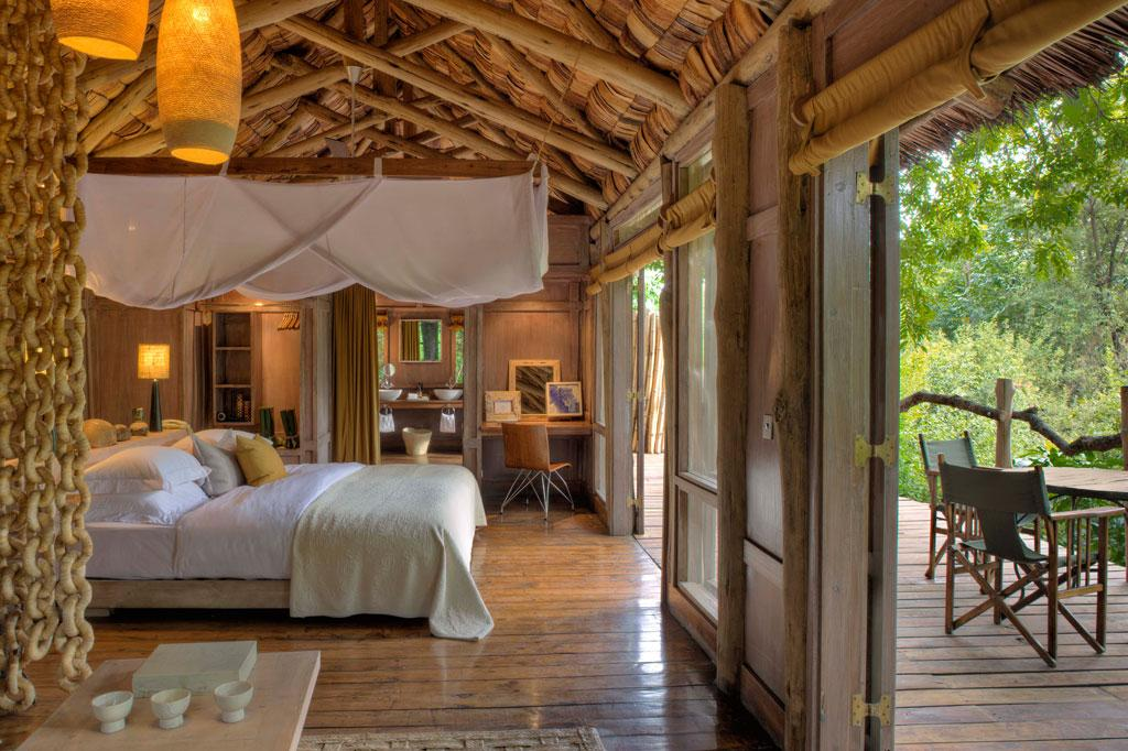 ‪andBeyond Lake Manyara Tree Lodge‬