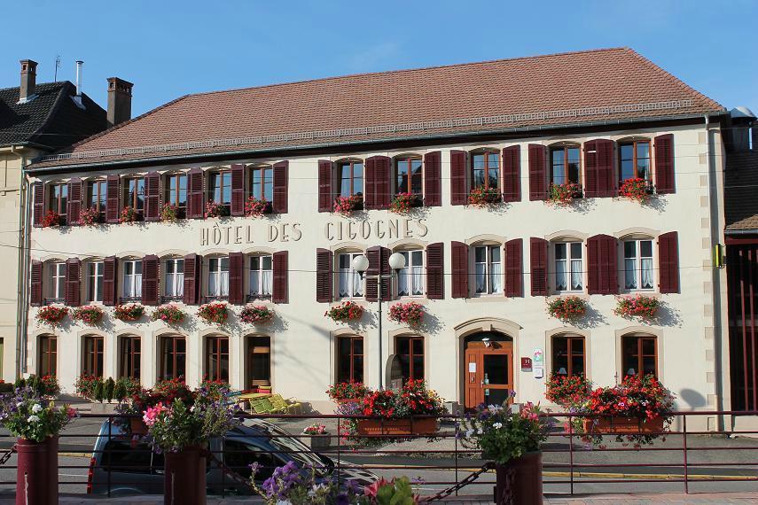 Hotel Les Cigognes