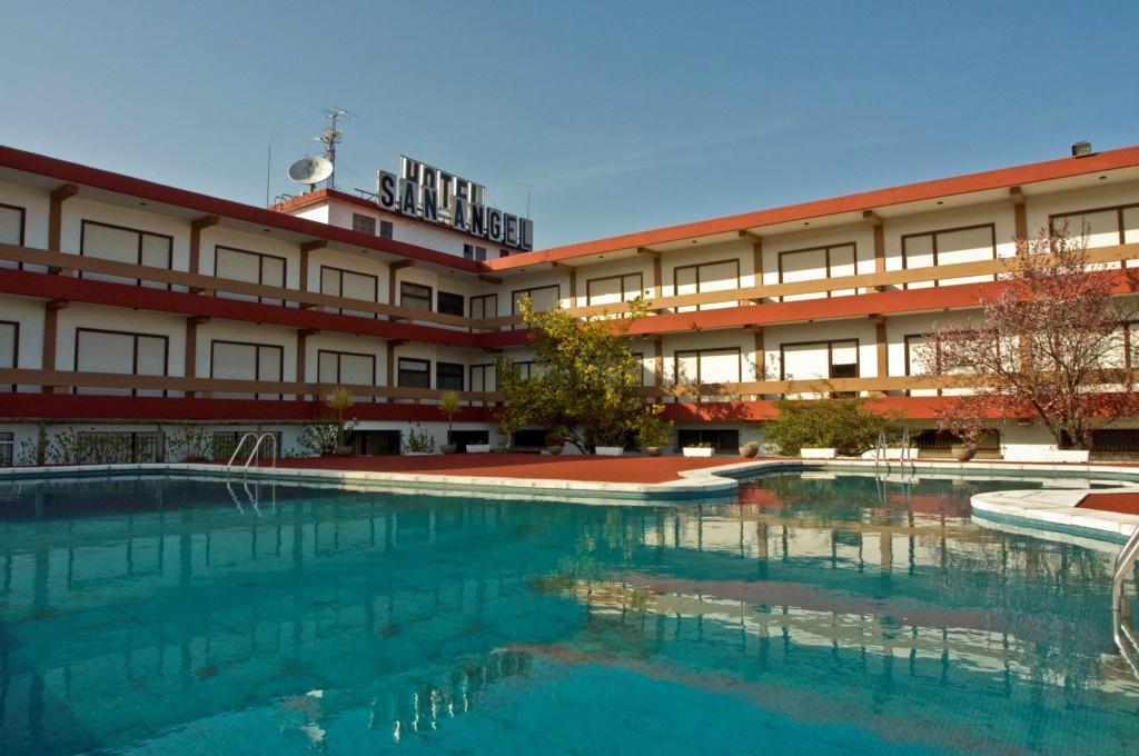 サン アンヘル ホテル