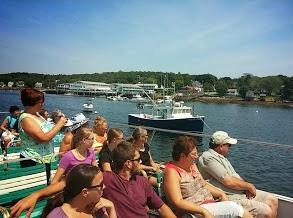 Cap'n Fish's Audubon Puffin & Scenic Cruises