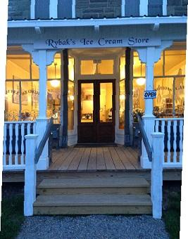 Rybak's Ice Cream Store