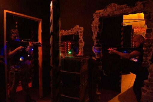 Headquarters - Laser Tag Center