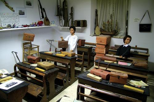 Mostra Permanente degli Antichi Mestieri e della Civilta Contadina