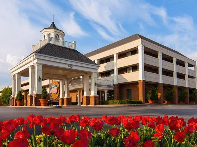 The Inn at Opryland, A Gaylord Hotel (Nashville, TN) - UPDATED 2017 ...