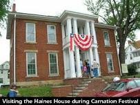 Haines House Underground Railroad Site