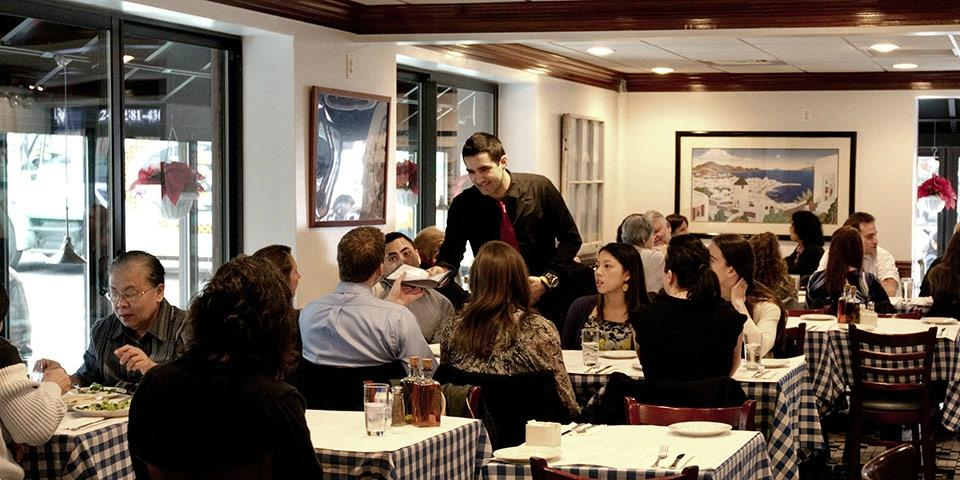 Greek Kitchen New York City Recenze Restaurace Tripadvisor
