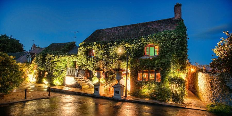 The Crazy Bear Hotel - Stadhampton