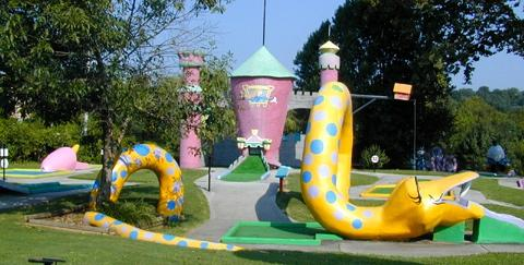 Sir Goony's Family Fun Center