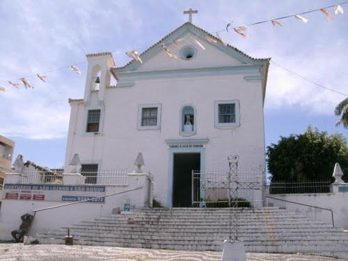 ‪Sao Lazaro and Sao Roque church‬