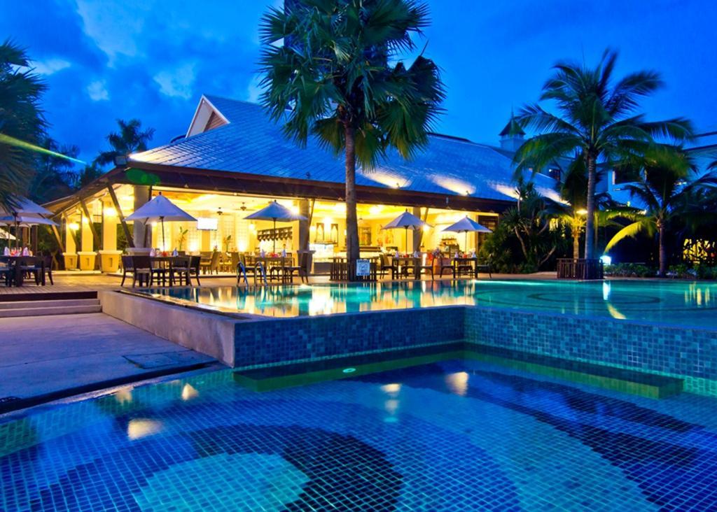 拉文答臘海灘度假酒店