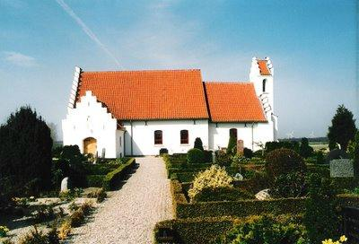 Skelund Church