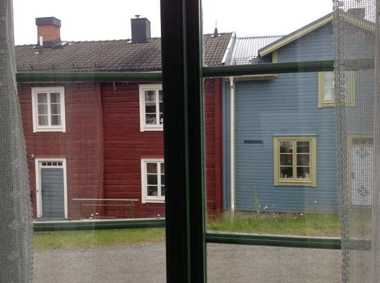 STF Hostel Vilhelmina Kyrkstad
