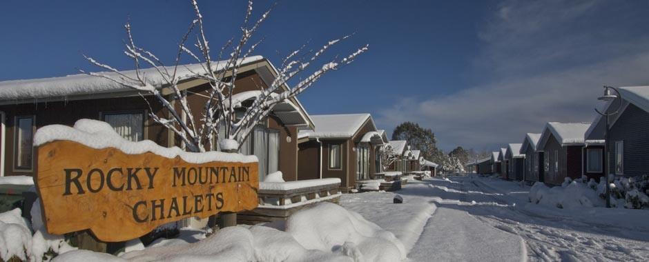Rocky Mountain Chalets