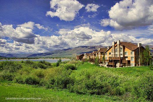 Lakeside Resort Properties