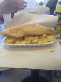 Alf's Fish and Chips