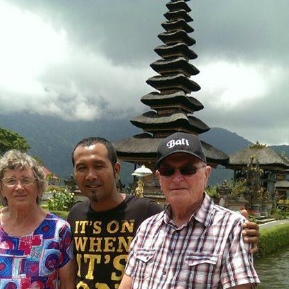 Bali Driver Ketut - Bali Local Private Driver