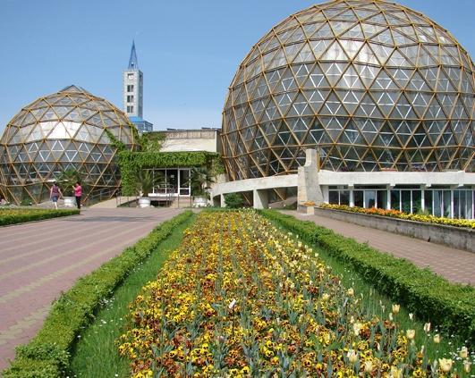 Gradina Botanica Vasile Fati Jibou