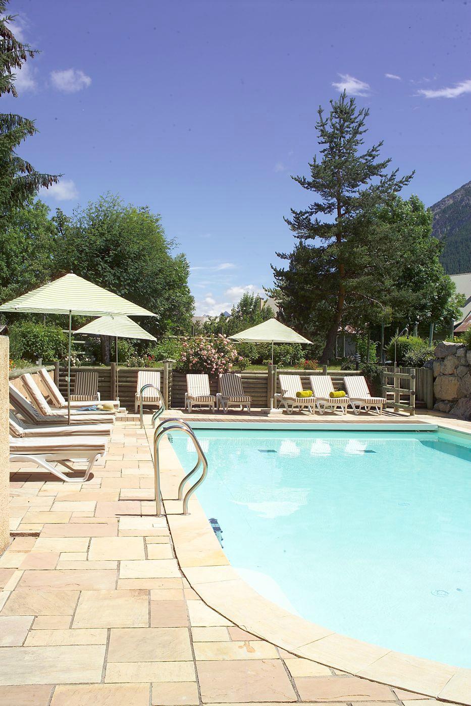 Hotel Alliey Spa Piscine Le Monetier Les Bains France