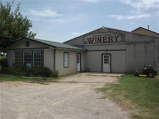 Canadian River Winery