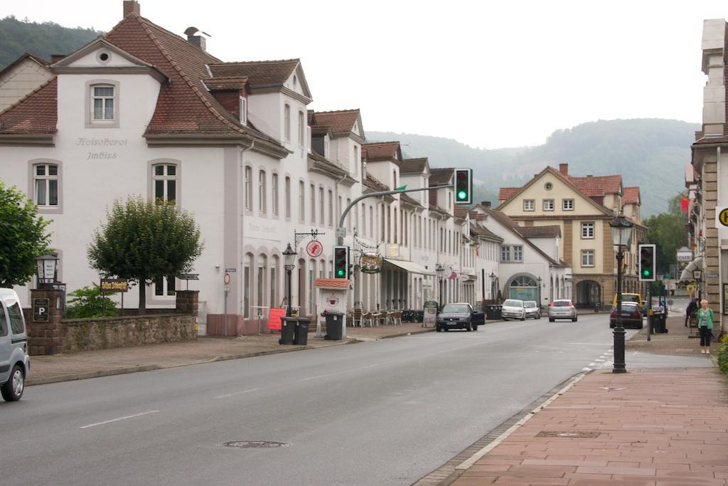 Hotel Restaurant Landgraf Carl