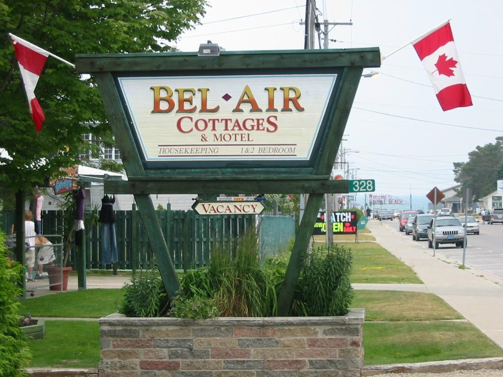 Bel-Air Motel & Cottages Sauble Beach