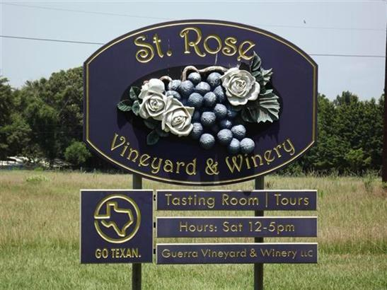 ‪St. Rose Vineyard and Winery‬