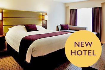 Premier Inn Eastbourne Town Centre Hotel