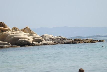 Vourvourou Bay