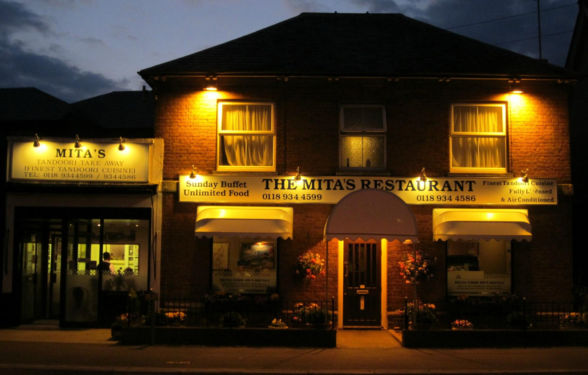 The Mita's Restaurant