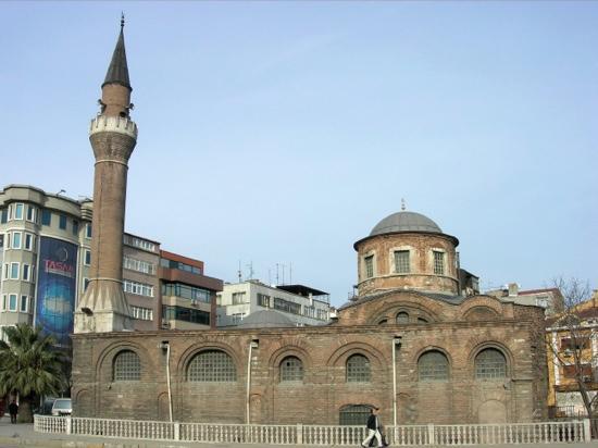 Fenari Isa Camii