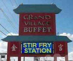 Grand Village Buffet