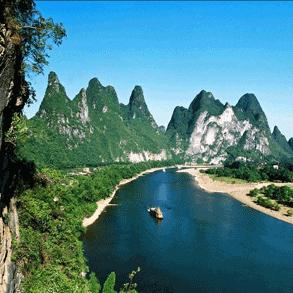 China Travel Tours-Guilin Private One-day Tour