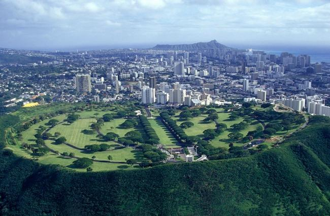 Pearl Harbor / Punchbowl / City Tour