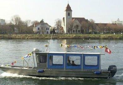 Rhytaxi Basel Tour