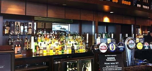 The Turnhouse Bar