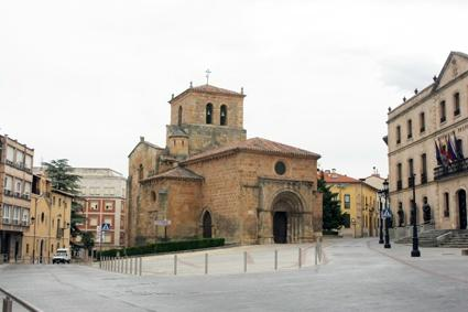 Iglesia de san Juan de Rabanera