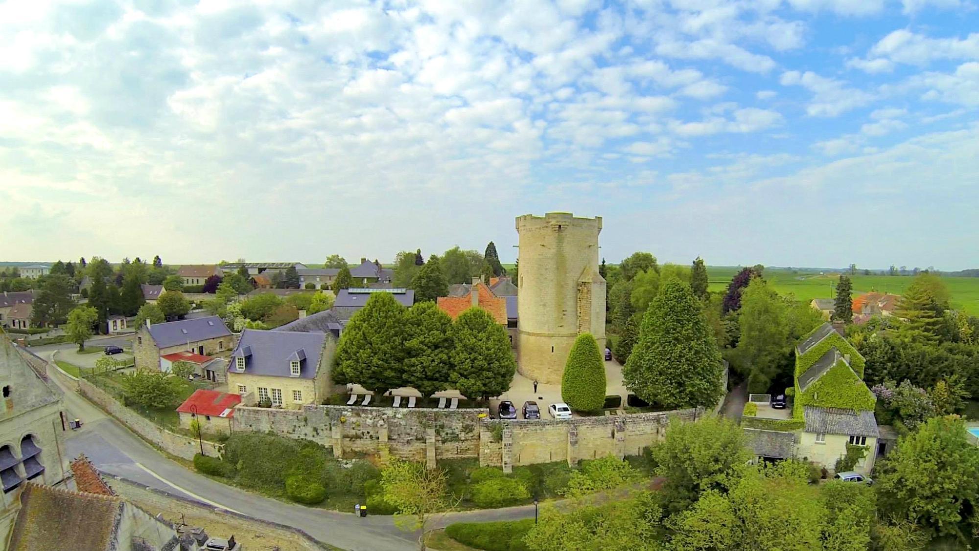 Les Relais Heritage du Chateau Fort de Droizy