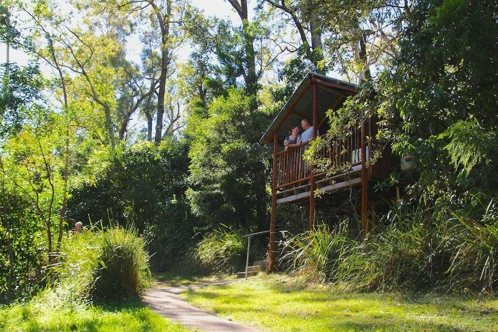 Clarence River Wilderness Lodge