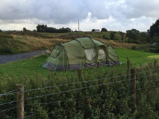 Abbot Park Farm Campsite