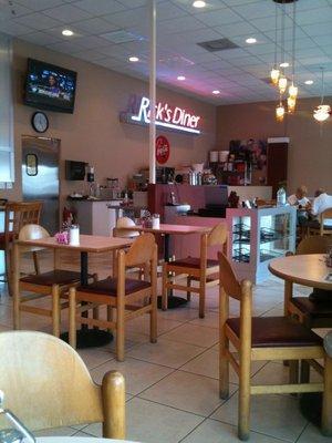 Rick's Diner