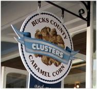 Clusters Bucks County Caramel Corn