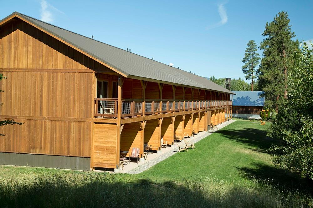‪Methow River Lodge & Cabins‬