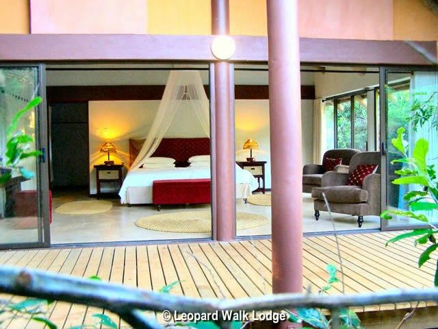 ‪Leopard Walk Lodge‬