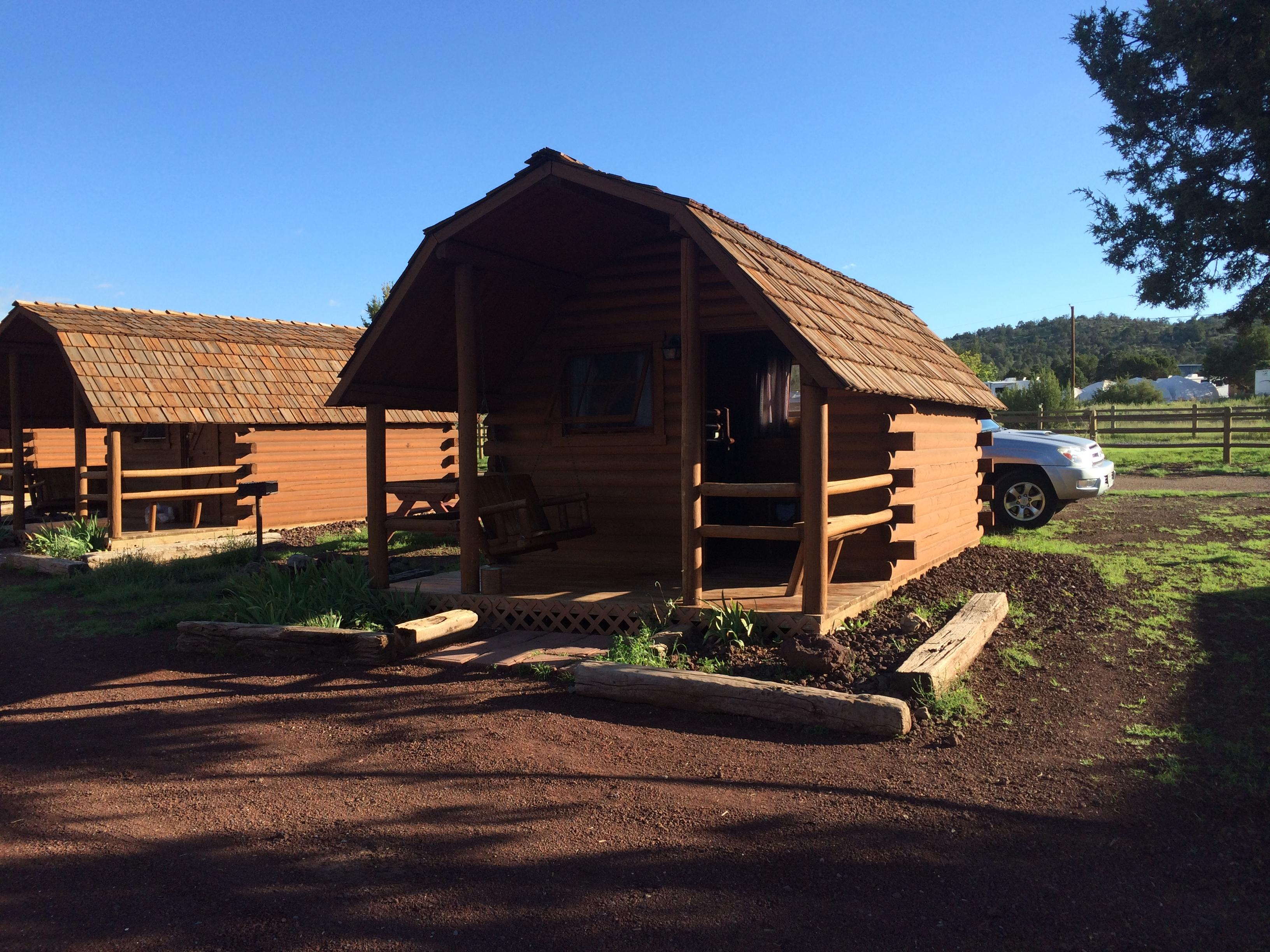 Grand Canyon Williams Koa Campground Review Family