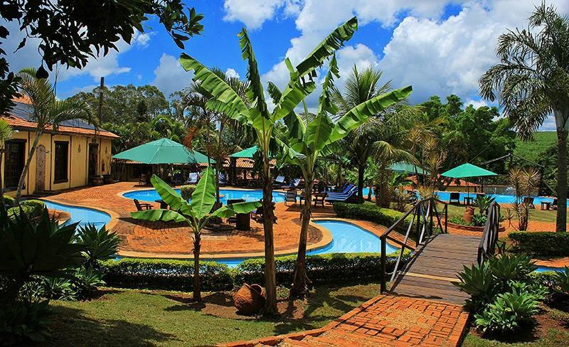 Recanto Alvorada Eco Resort