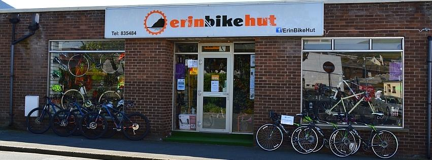 ‪Erin Bike Hut Cycle Hire‬