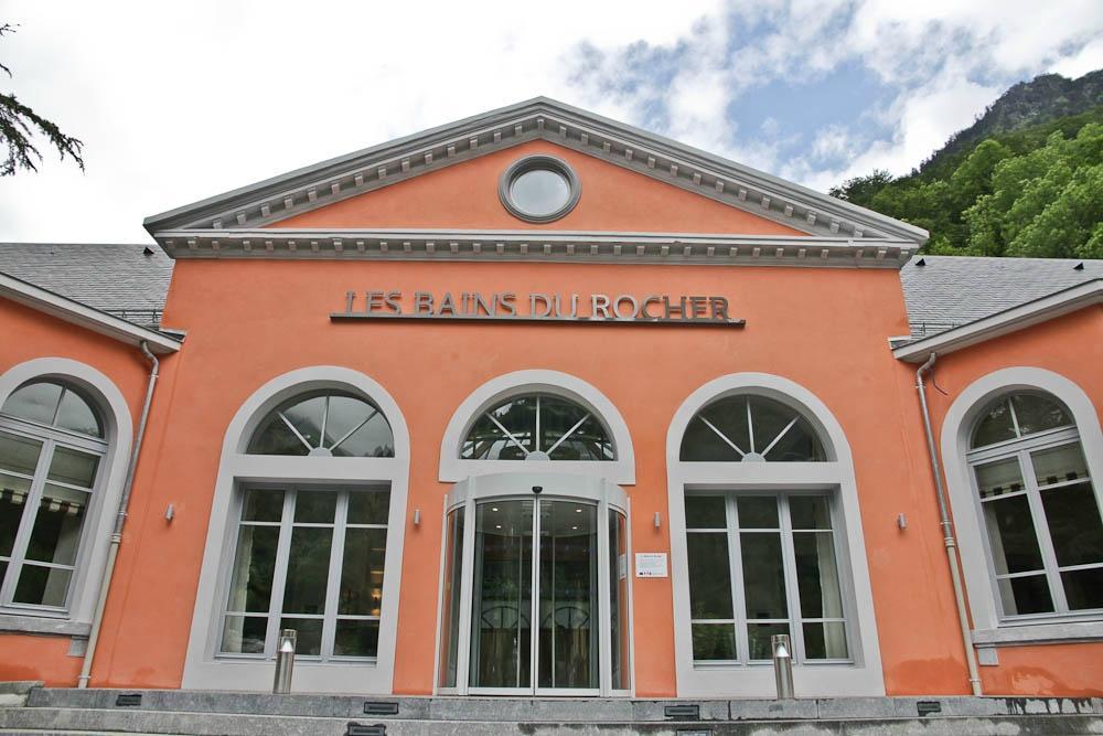 Resultado de imagen de Bains du Rocher de Cauterets