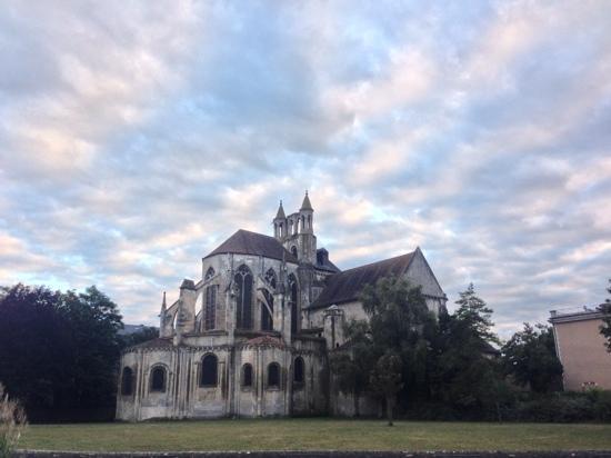 Eglise Saint-Jean de Montierneuf