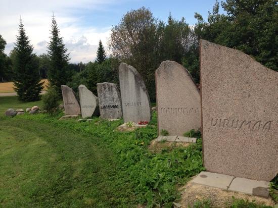 Pilistvere Memorial