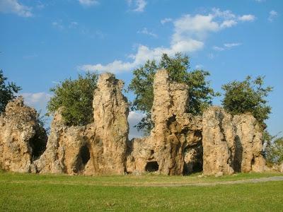 Nymphs Stones